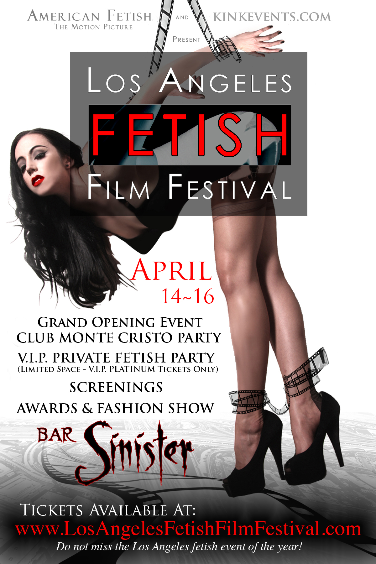 Los Angeles Fetish Film Festival 2011