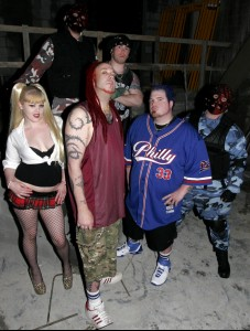 Wolfpac at Gathering of the Juggalos