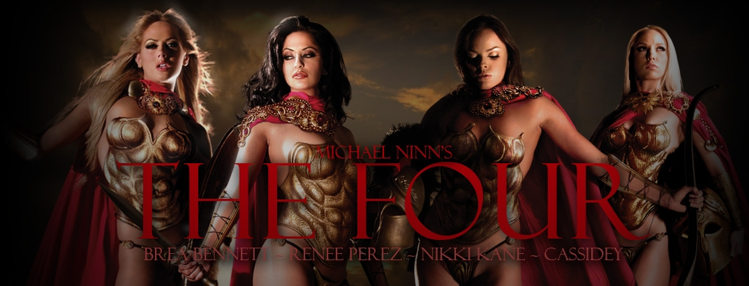 Michael Ninn The Four movie screenplay