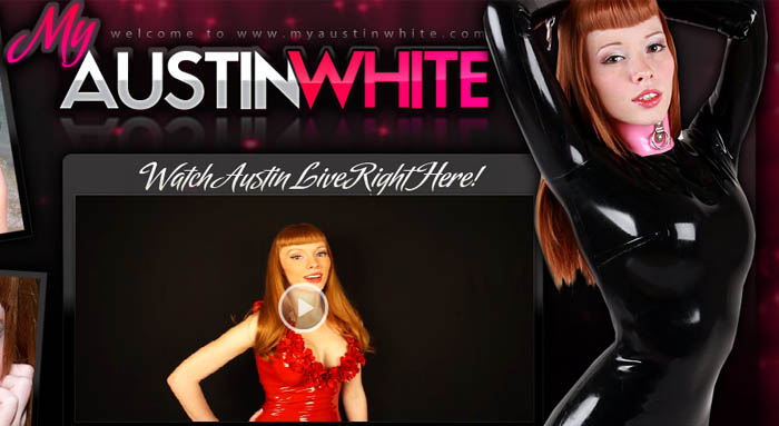 Austin White has a new web site, My Austin White