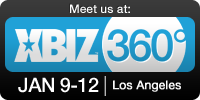 meet us at XBIZ 360 Los Angeles january 2013