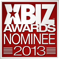 Black and Blue Media XBiz Nomination 2013