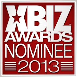 Black and Blue Media XBiz Nomination 2013